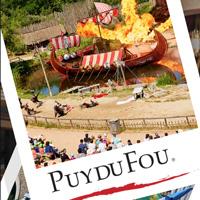 La sortie du club du Puy du Fou